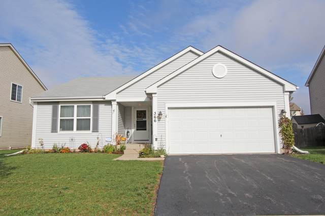 366 Mozart Lane, Volo, IL 60073 (MLS #11243249) :: Carolyn and Hillary Homes