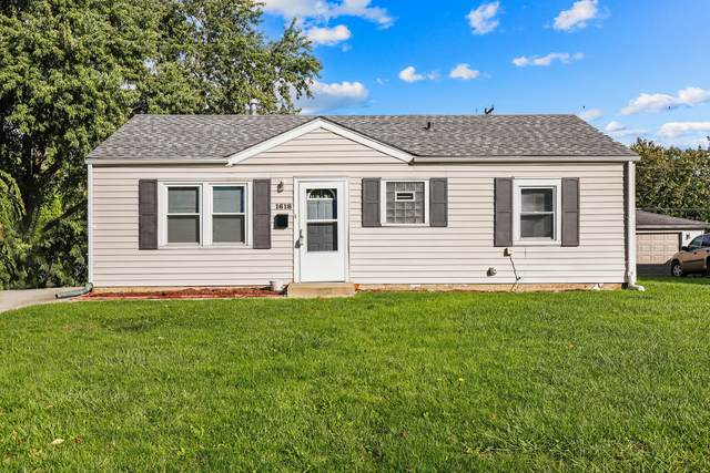 1618 Innercircle Drive, Crest Hill, IL 60403 (MLS #11243258) :: Rossi and Taylor Realty Group