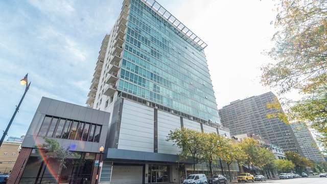 1845 S Michigan Avenue #1105, Chicago, IL 60616 (MLS #11243303) :: Touchstone Group