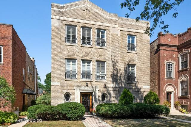 1035 Hull Terrace, Evanston, IL 60202 (MLS #11243330) :: Rossi and Taylor Realty Group