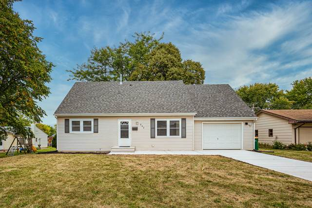 642 O'connell Court, Belvidere, IL 61008 (MLS #11243337) :: John Lyons Real Estate