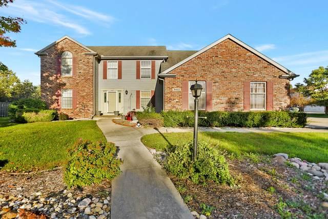 4402 Ironwood Lane, Champaign, IL 61822 (MLS #11243346) :: Ryan Dallas Real Estate