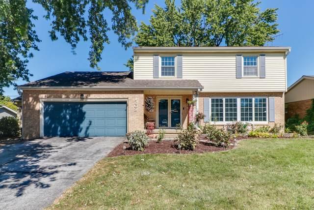 1208 Westview Drive, Normal, IL 61761 (MLS #11243355) :: John Lyons Real Estate