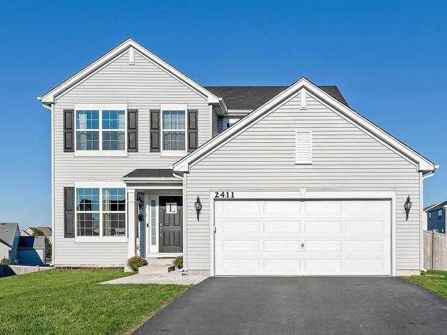 2411 Fitzhugh Turn, Yorkville, IL 60560 (MLS #11243419) :: Suburban Life Realty
