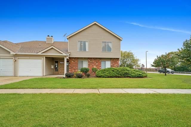 7070 Newport Drive #203, Woodridge, IL 60517 (MLS #11243448) :: The Wexler Group at Keller Williams Preferred Realty
