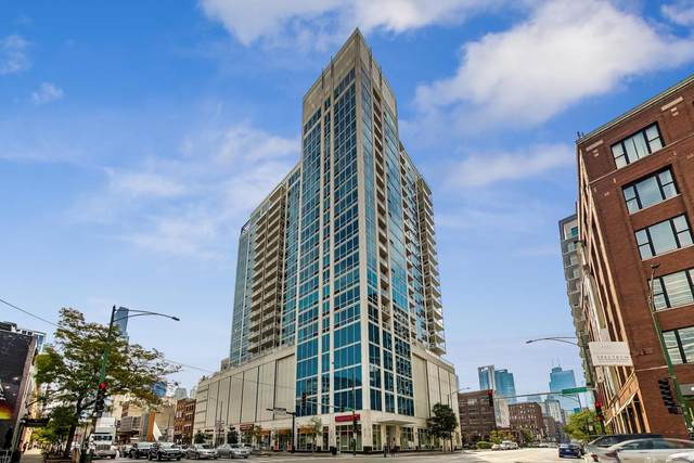 757 N Orleans Street #905, Chicago, IL 60654 (MLS #11243460) :: Lux Home Chicago