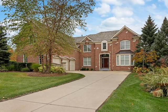 807 Poplar Court, Inverness, IL 60010 (MLS #11243553) :: John Lyons Real Estate