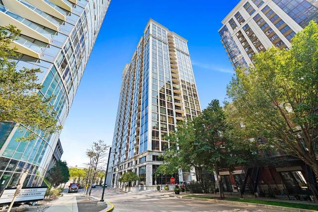 233 E 13th Street #2008, Chicago, IL 60605 (MLS #11243572) :: The Wexler Group at Keller Williams Preferred Realty