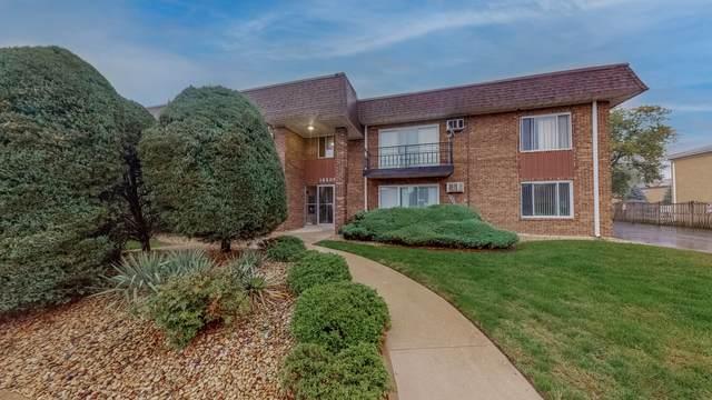 18205 Morgan Street 1A, Homewood, IL 60430 (MLS #11243680) :: Littlefield Group