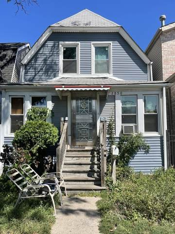 2850 W 36th Street, Chicago, IL 60632 (MLS #11243693) :: Littlefield Group