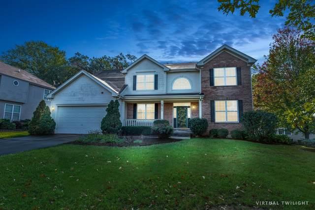 5789 Acorn Court, Hoffman Estates, IL 60192 (MLS #11243697) :: Helen Oliveri Real Estate