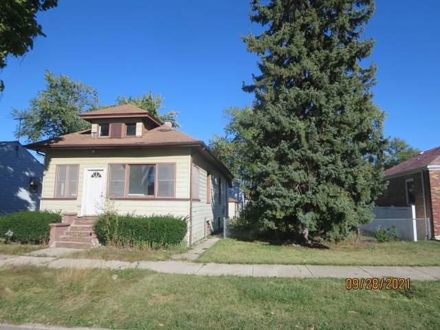 12325 S Elizabeth Street, Calumet Park, IL 60827 (MLS #11243792) :: The Wexler Group at Keller Williams Preferred Realty