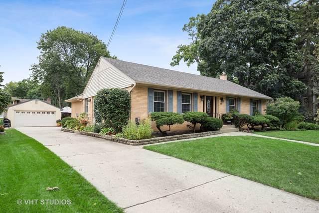 333 N Benton Street, Palatine, IL 60067 (MLS #11243814) :: Janet Jurich