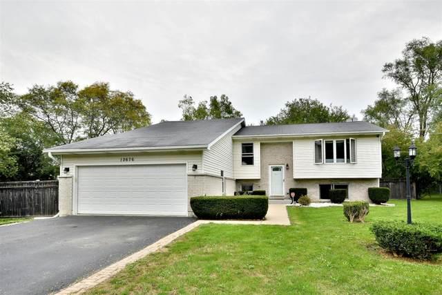 12676 W Chaney Street, Beach Park, IL 60087 (MLS #11243952) :: John Lyons Real Estate