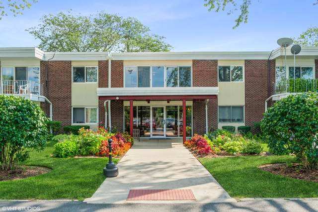 127 N Wolf Road 37A, Wheeling, IL 60090 (MLS #11243955) :: The Wexler Group at Keller Williams Preferred Realty