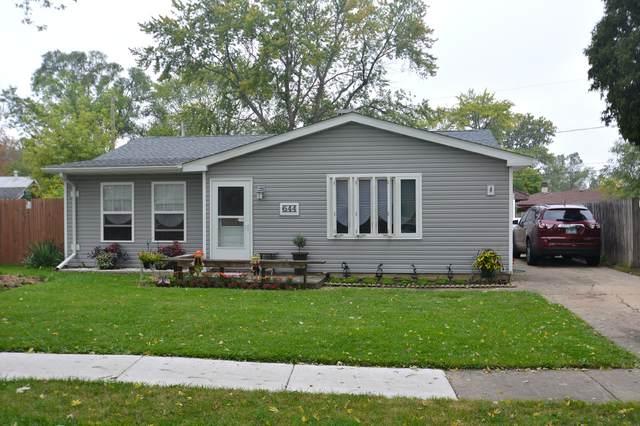 644 Merle Lane, Wheeling, IL 60090 (MLS #11244013) :: The Wexler Group at Keller Williams Preferred Realty
