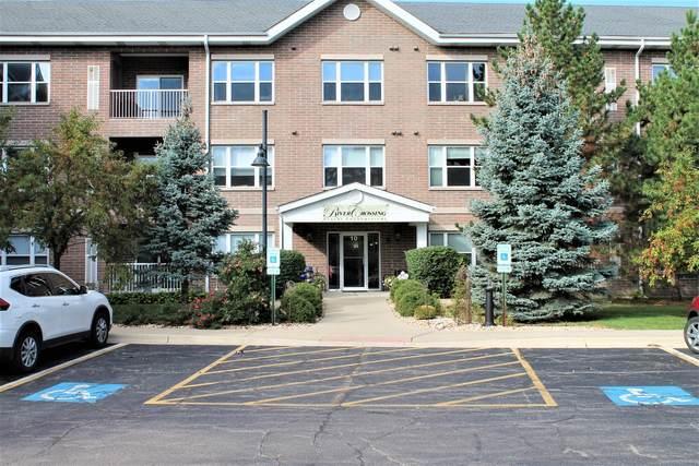 10 N Gilbert Street #302, South Elgin, IL 60177 (MLS #11244039) :: The Wexler Group at Keller Williams Preferred Realty