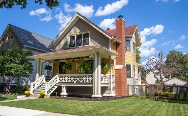 508 Thomas Avenue, Forest Park, IL 60130 (MLS #11244057) :: Angela Walker Homes Real Estate Group