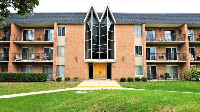 1104 N Mill Street #111, Naperville, IL 60563 (MLS #11244090) :: John Lyons Real Estate