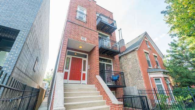 1640 N Whipple Street #3, Chicago, IL 60647 (MLS #11244093) :: Touchstone Group