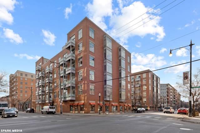 939 W Madison Street #507, Chicago, IL 60607 (MLS #11244098) :: Touchstone Group