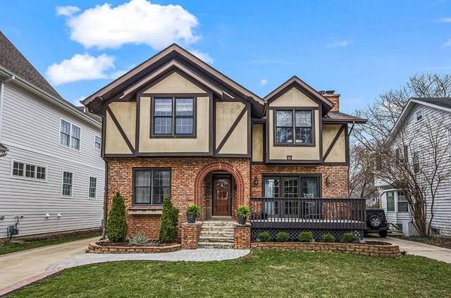 4607 Oakwood Avenue, Downers Grove, IL 60515 (MLS #11244188) :: Ryan Dallas Real Estate