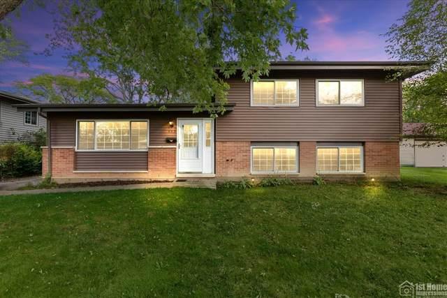403 Sandburg Street, Park Forest, IL 60466 (MLS #11244229) :: Littlefield Group