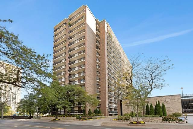 5901 N Sheridan Road 4G, Chicago, IL 60660 (MLS #11244244) :: Angela Walker Homes Real Estate Group