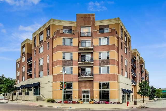 300 Village Circle #412, Willow Springs, IL 60480 (MLS #11244313) :: Littlefield Group