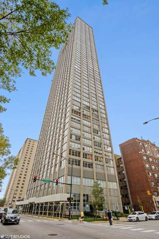 655 W Irving Park Road #4807, Chicago, IL 60613 (MLS #11244345) :: Touchstone Group