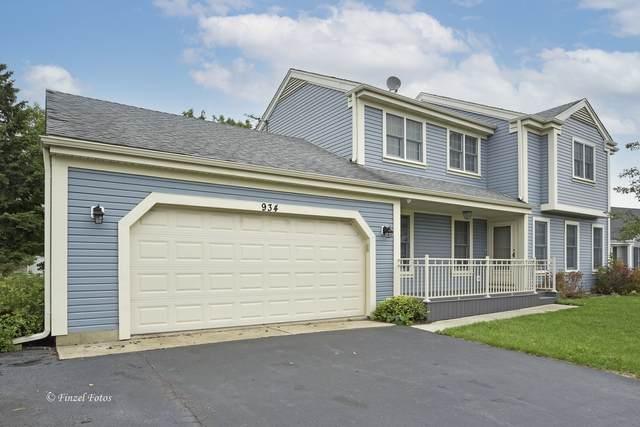 934 Cottonwood Lane, Marengo, IL 60152 (MLS #11244428) :: John Lyons Real Estate