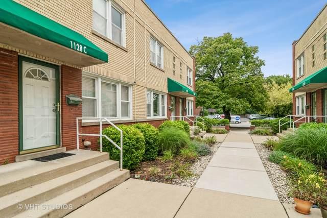 1128 N Harlem Avenue C, River Forest, IL 60305 (MLS #11244471) :: John Lyons Real Estate
