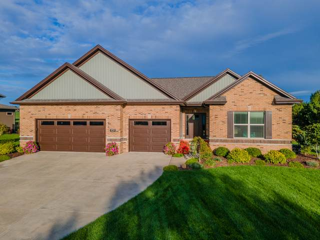 2714 Piney Run, Bloomington, IL 61705 (MLS #11244533) :: Rossi and Taylor Realty Group