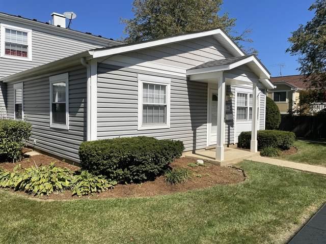 1201 Roth Court #1201, Wheeling, IL 60090 (MLS #11244534) :: John Lyons Real Estate