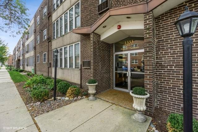 1301 W Touhy Avenue #314, Park Ridge, IL 60068 (MLS #11244538) :: Rossi and Taylor Realty Group