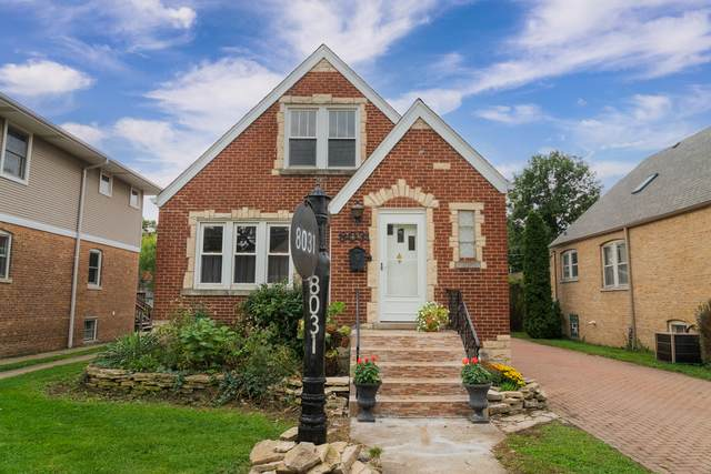 8031 W 26th Street, North Riverside, IL 60546 (MLS #11244560) :: The Wexler Group at Keller Williams Preferred Realty
