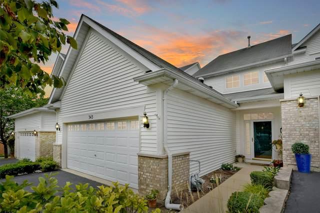 343 Hickory Lane, South Elgin, IL 60177 (MLS #11244584) :: John Lyons Real Estate