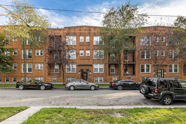 1425 E 68TH Street #1, Chicago, IL 60637 (MLS #11244682) :: Littlefield Group