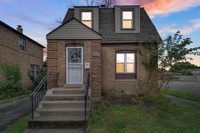 9300 S Francisco Avenue, Evergreen Park, IL 60805 (MLS #11244702) :: John Lyons Real Estate