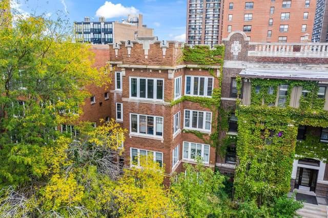5863 N Kenmore Avenue #3, Chicago, IL 60660 (MLS #11244704) :: John Lyons Real Estate