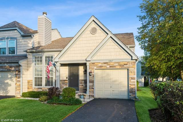 1367 Woodlake Drive, Carol Stream, IL 60188 (MLS #11244729) :: Rossi and Taylor Realty Group