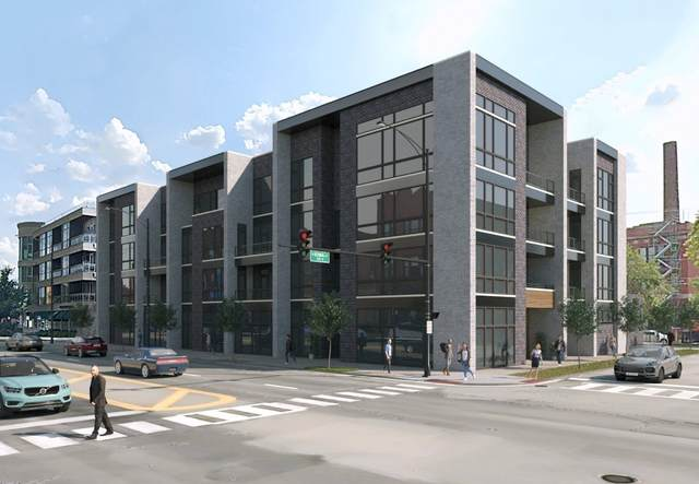 2405 W Iowa Street #205, Chicago, IL 60622 (MLS #11244747) :: Carolyn and Hillary Homes