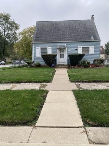 150 W 141st Street, Riverdale, IL 60827 (MLS #11244800) :: John Lyons Real Estate