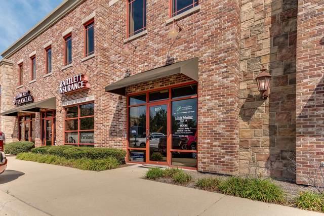 802 W Bartlett Road 802C, Bartlett, IL 60103 (MLS #11244810) :: Littlefield Group