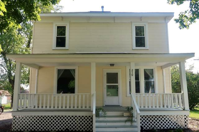 210 E 6th Avenue, Clifton, IL 60927 (MLS #11244888) :: The Wexler Group at Keller Williams Preferred Realty