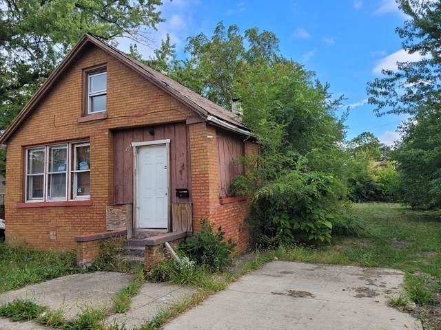 14923 Wood Street S, Harvey, IL 60426 (MLS #11244894) :: Littlefield Group
