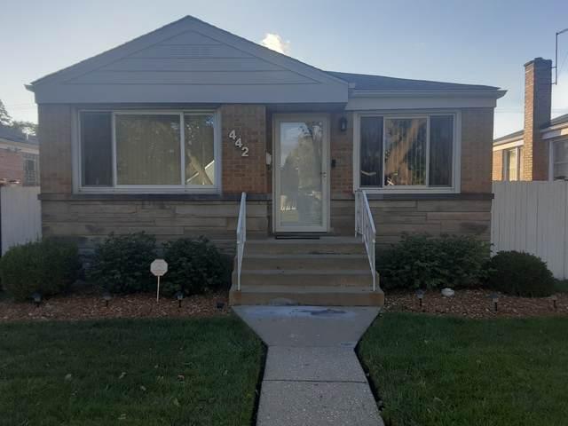 442 51st Avenue, Bellwood, IL 60104 (MLS #11244955) :: Littlefield Group