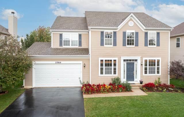 2589 Savanna Drive, Wauconda, IL 60084 (MLS #11244961) :: Carolyn and Hillary Homes