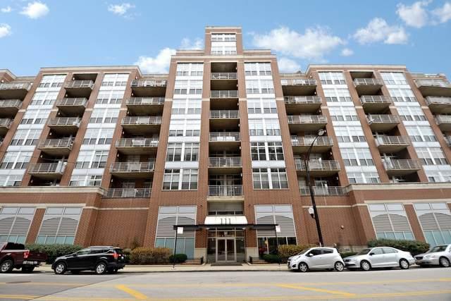 111 S Morgan Street P211, Chicago, IL 60607 (MLS #11244962) :: Touchstone Group
