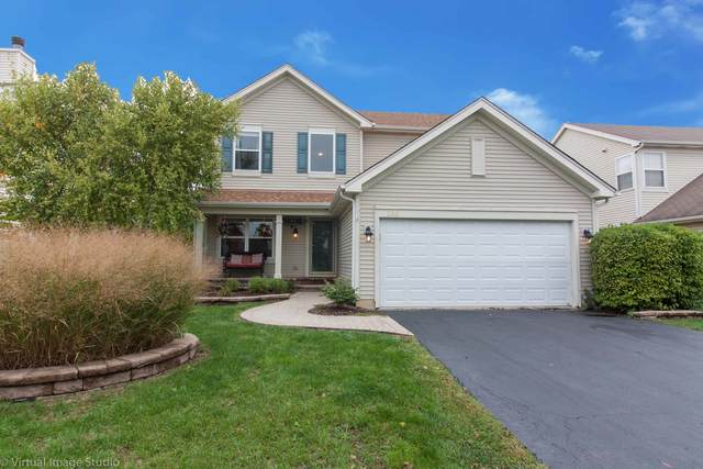 292 Gregory M Sears Drive, Gilberts, IL 60136 (MLS #11244998) :: Littlefield Group